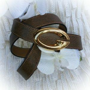 Gucci 50's - 70's Vintage Belt Buckle